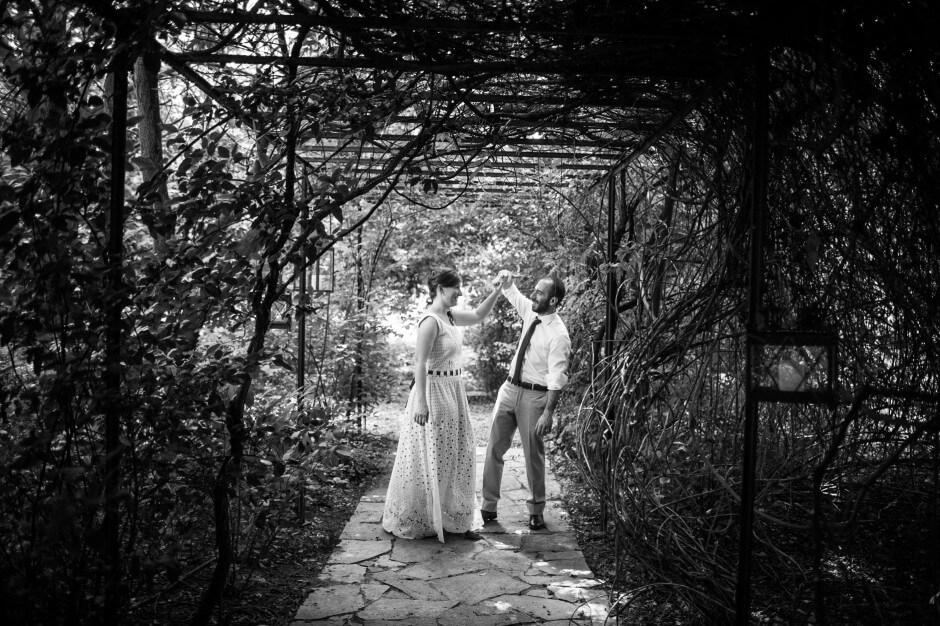 Matrimonio Giardini del Meisino