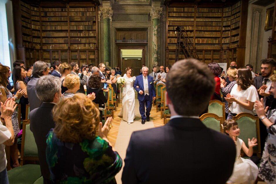 Matrimonio Accademia delle Scienze