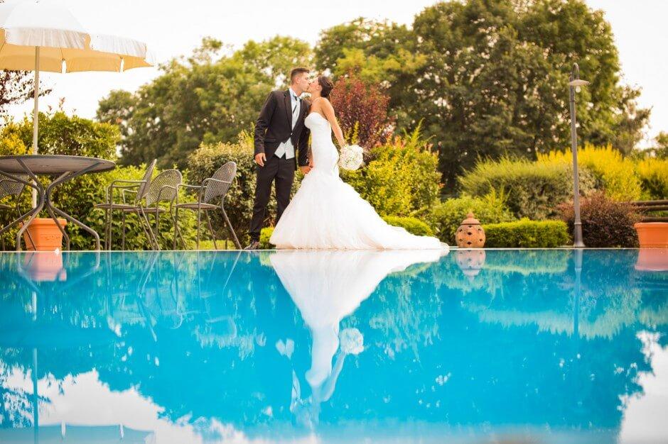 Romantic Hotel ricevimento matrimonio
