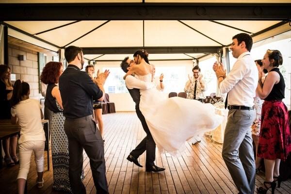 Matrimonio Carpe Noctem et Diem