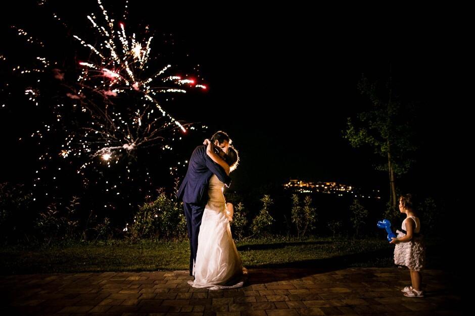 Matrimonio Villa Morneto