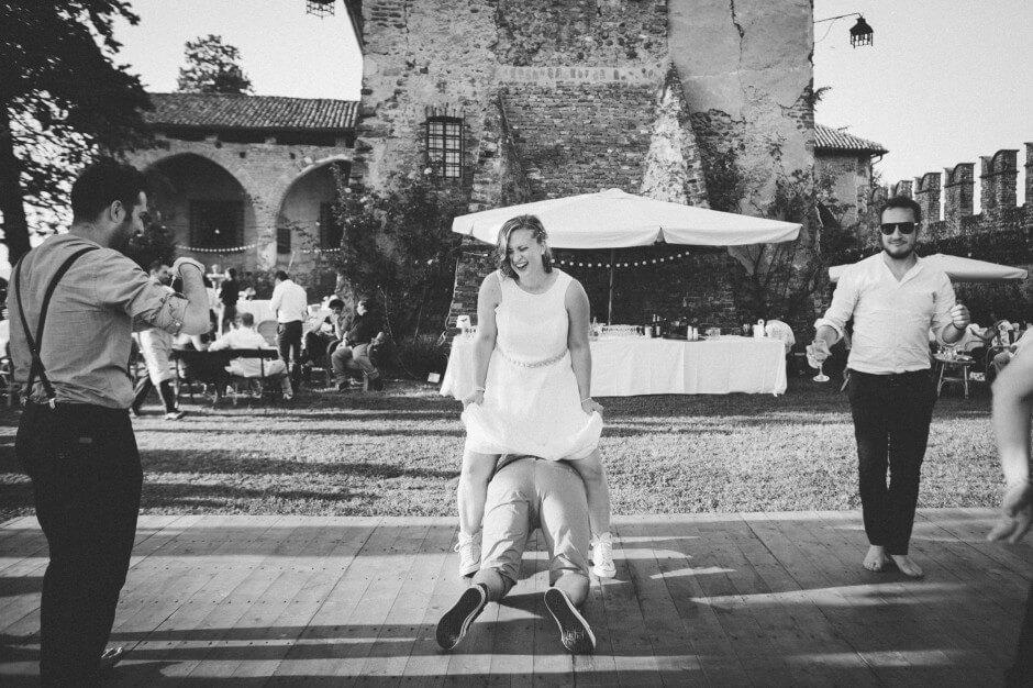 Ricevimento Castello di Moncrivello