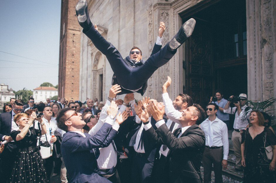 Fotografo matrimonio Duomo Torino