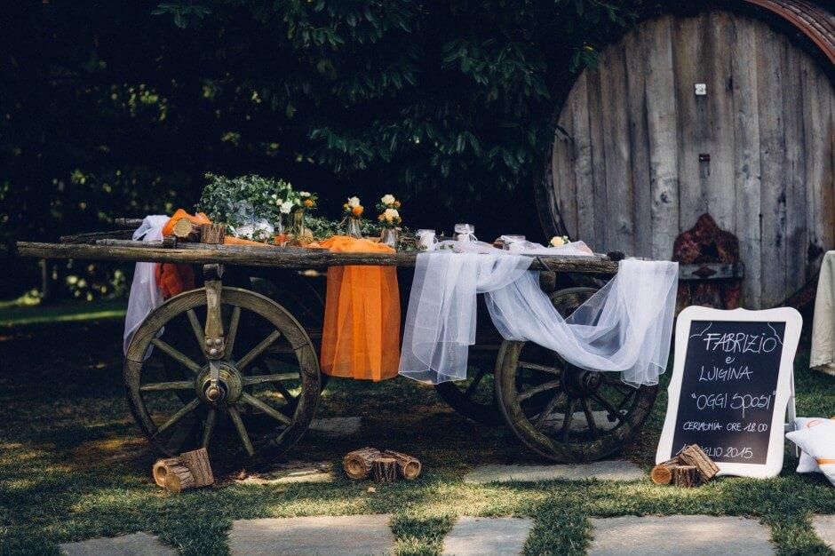 Fotografo Matrimonio Tenuta Variselle