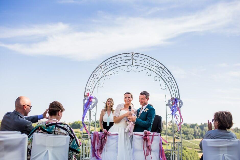 Matrimonio Agriturismo La Piazza
