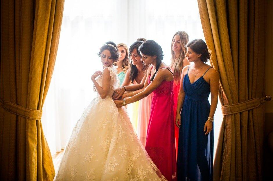 Wedding Hotel Bristol Genova