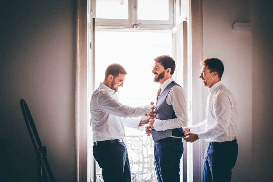 Preparazioni matrimonio Torino