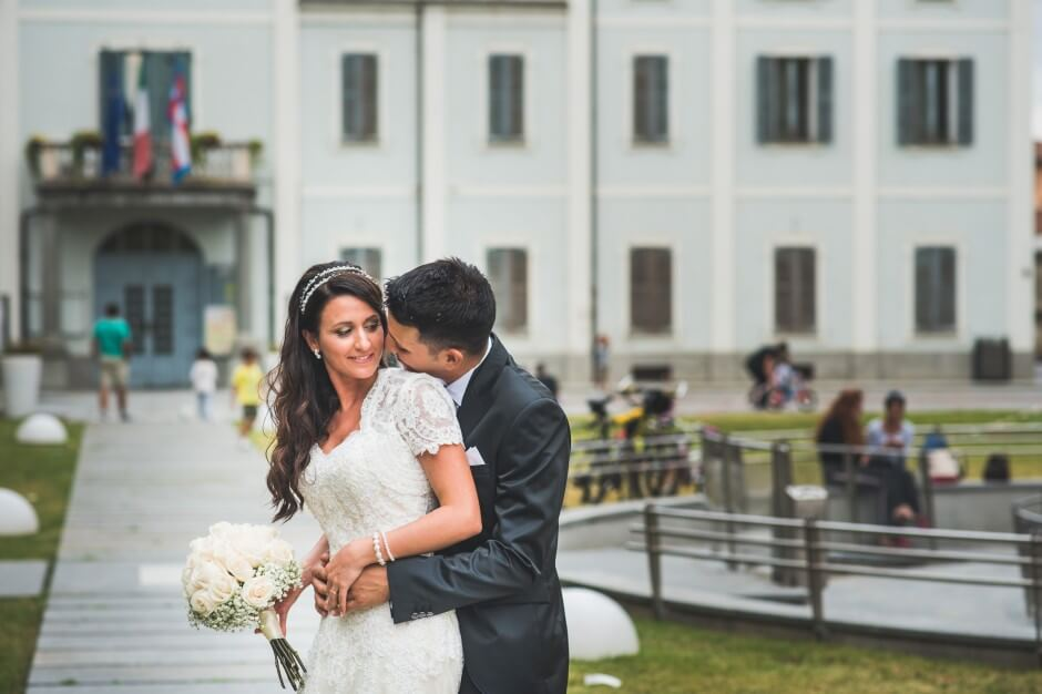 Sposi Tenuta La Cascinetta