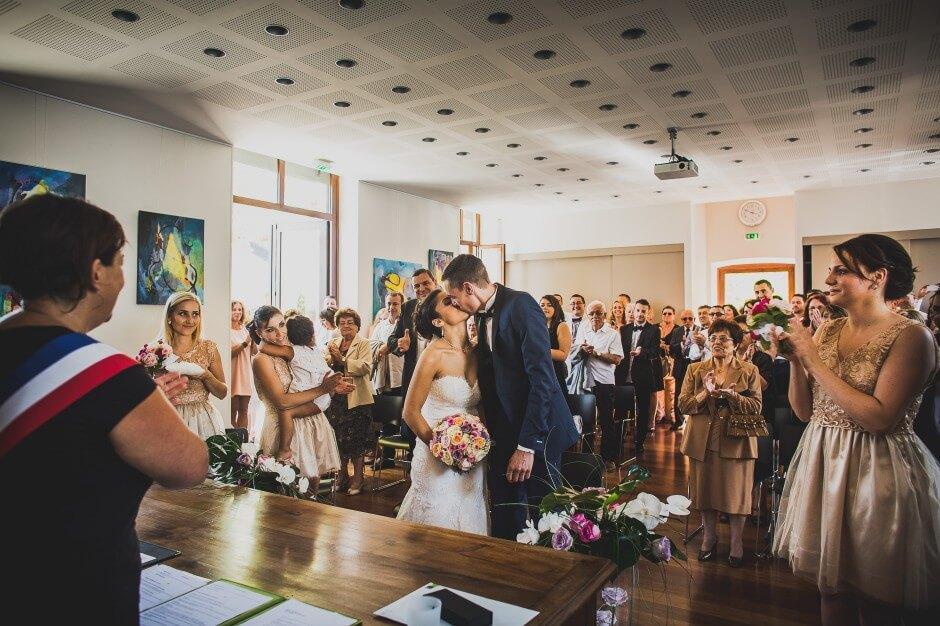 Bernin mariage