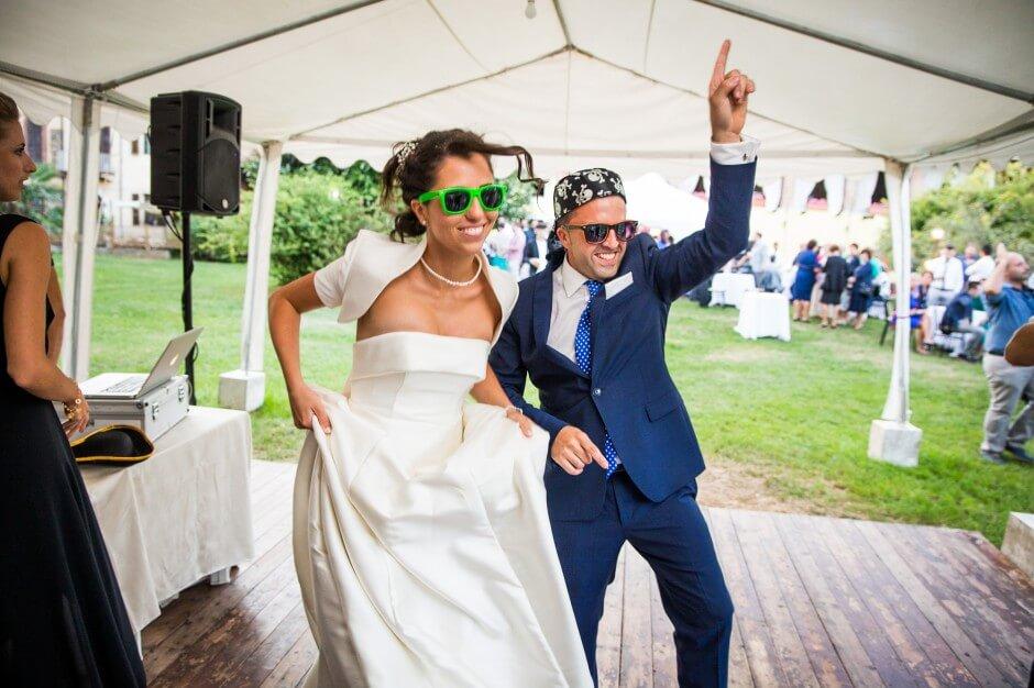 Villa Bernese Villarbasse matrimonio