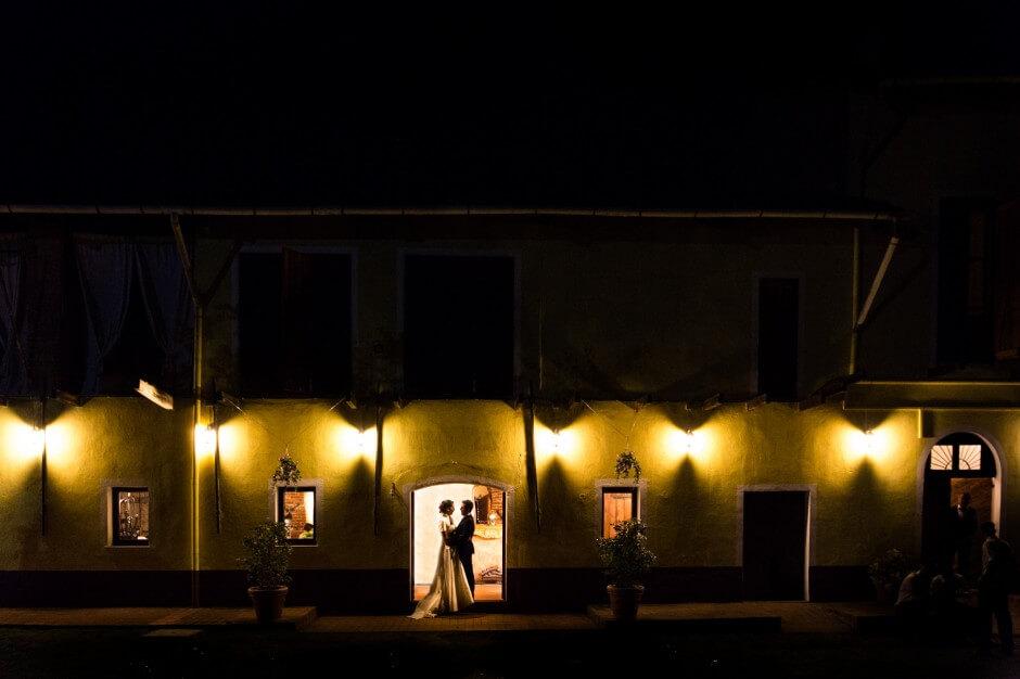 Villa Bernese matrimonio