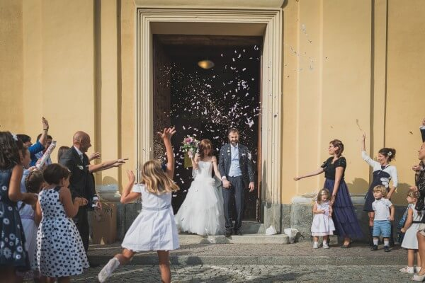 Matrimonio Chiesa di Bricherasio