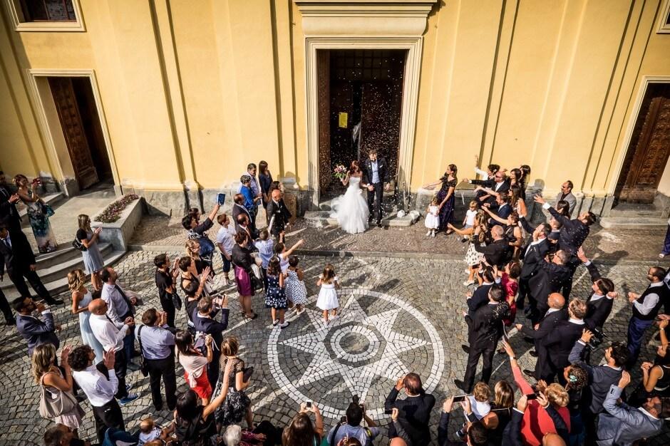 Matrimonio Chiesa di Bricherasio