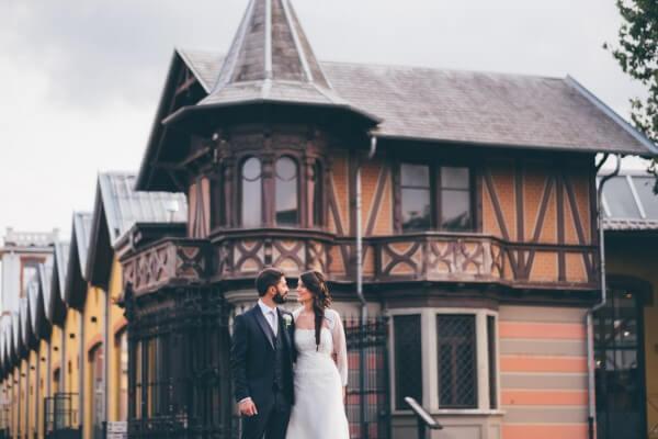 Matrimonio al Villaggio Leumann