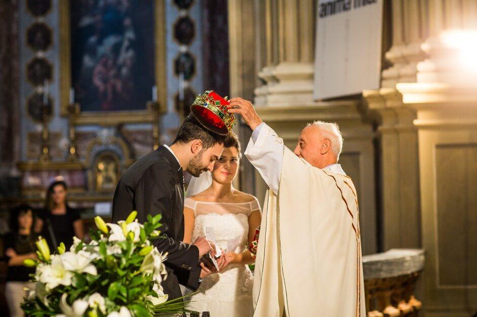 Matrimonio cerimonia ortodossa