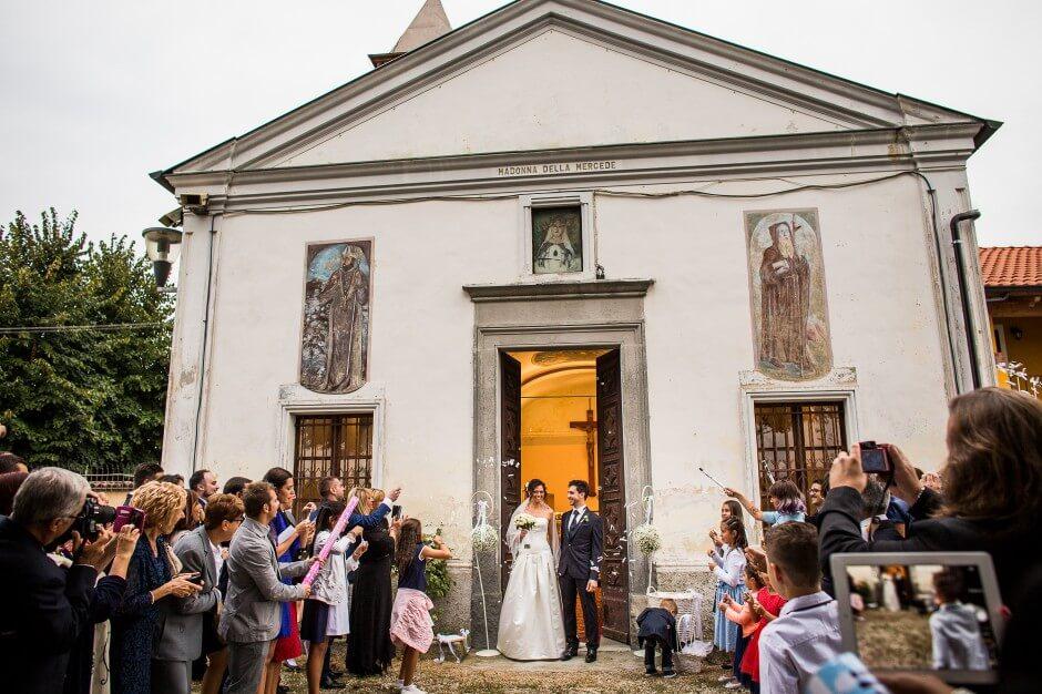 Chiesa Madonna della Mercede, Rivalta