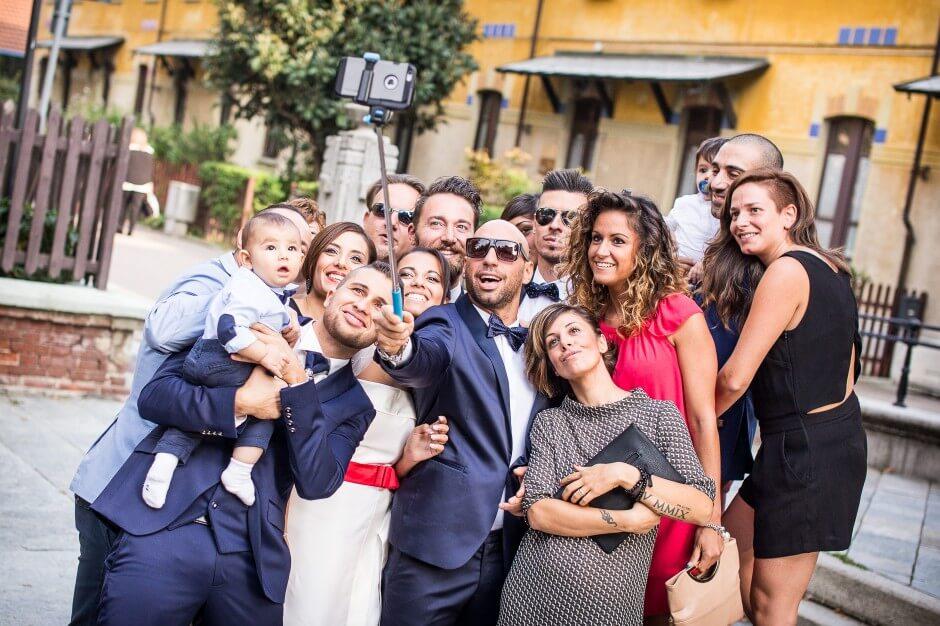 Matrimonio Villaggio Leumann