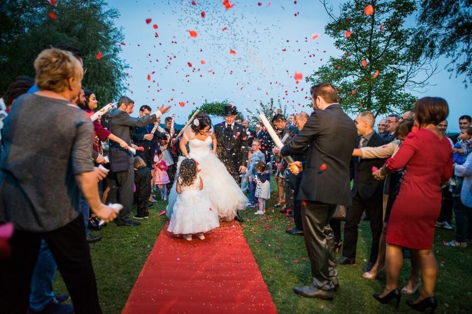 Matrimonio Lago di Candia