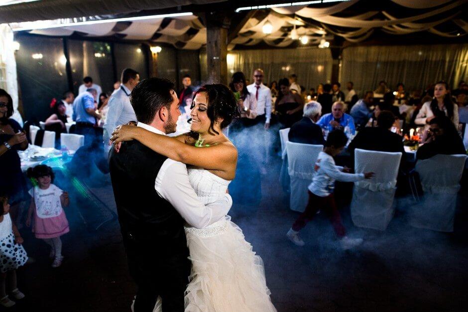 Matrimonio La Barcaccia