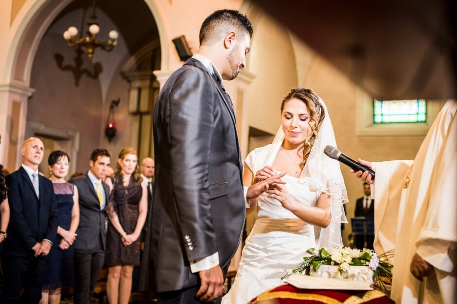 Cerimonia nozze None