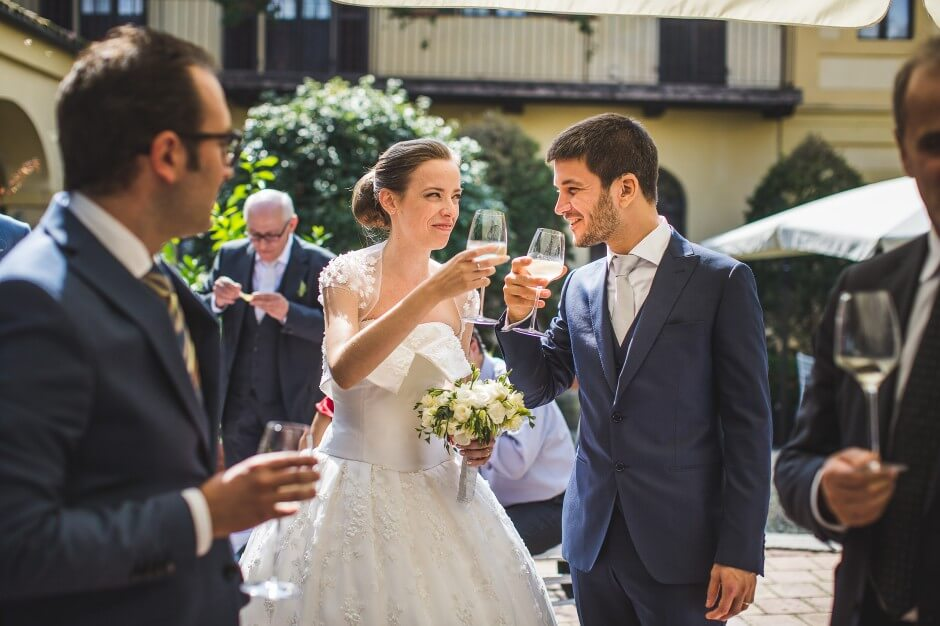 Ricevimento di Matrimonio Palazzo Tornielli