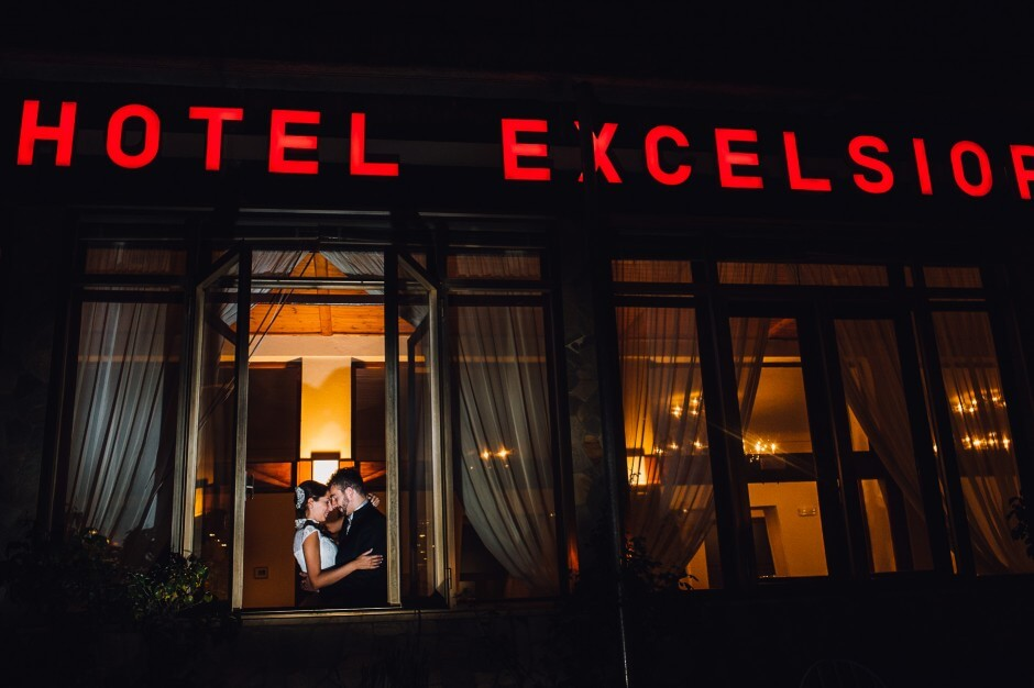 Ricevimento Hotel Excelsior
