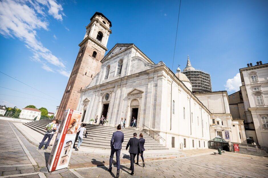 Duomo di Torino matrimonio