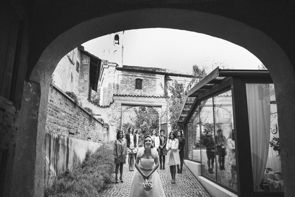 Antico Borgo Monchiero ricevimento