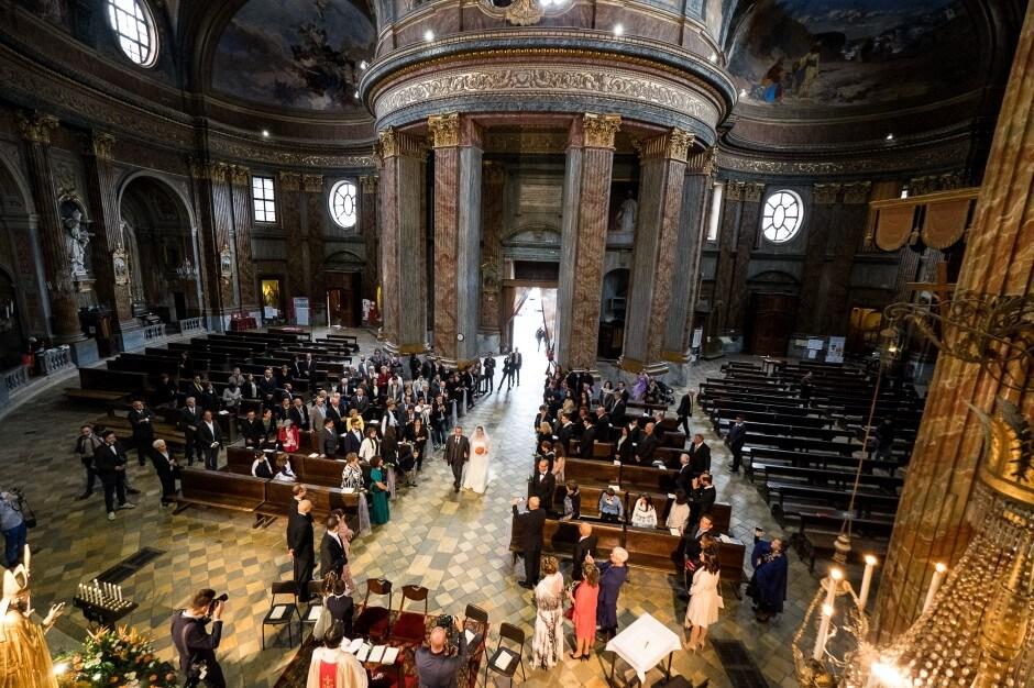 Chiesa parrocchiale dei Santi Giovanni Battista e Remigio
