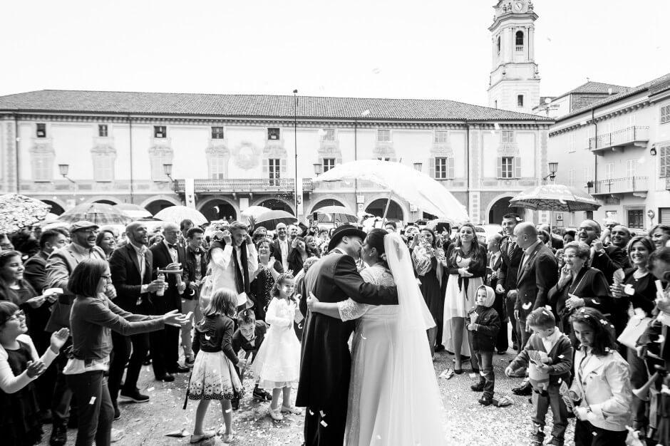 Duomo di Carignano nozze