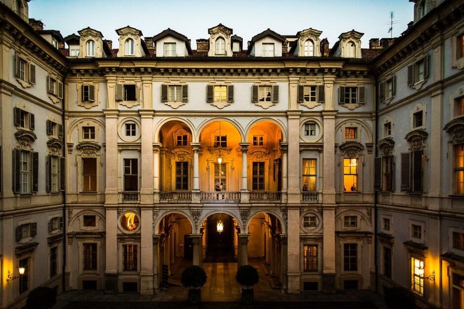 Location Palazzo Saluzzo Paesana