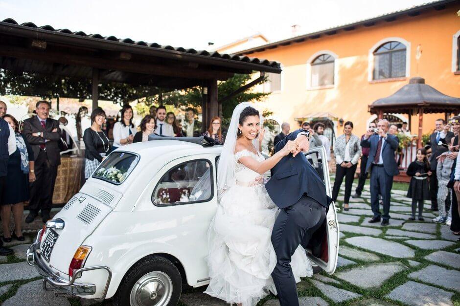 Matrimonio Locanda dell'Angelo