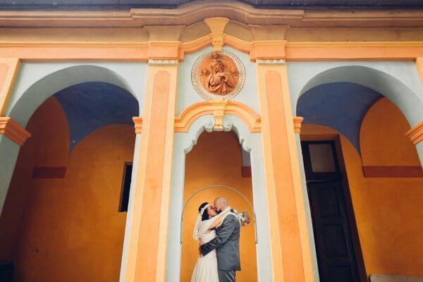 Matrimonio Tenuta La Morra