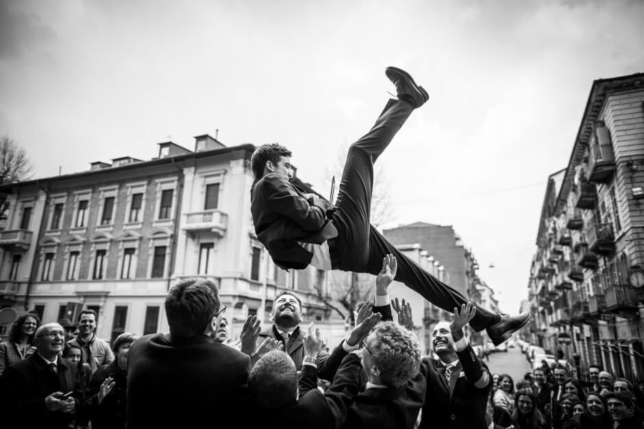 Matrimonio a Pasquetta Torino