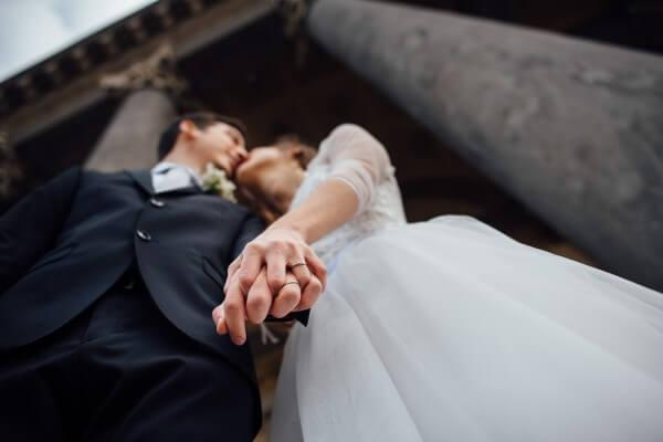 Matrimonio a Pasquetta Gran Madre