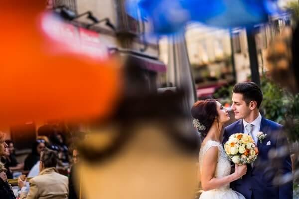Matrimonio Torino Mongolfiera