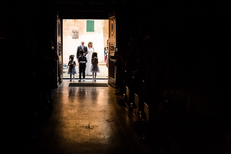 Matrimonio in location Monchiero