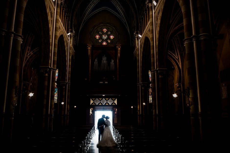 Matrimonio chiesa Trofarello