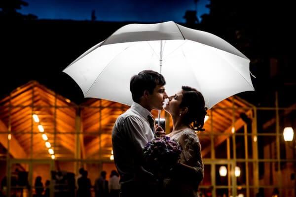 Castello dei Solaro ombrello