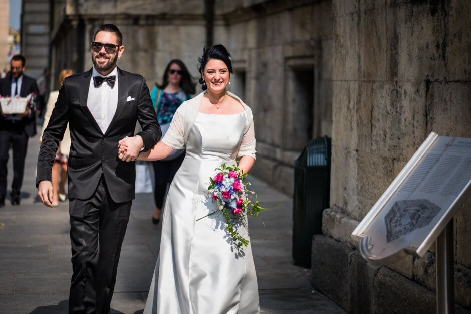 Matrimonio in Municipio