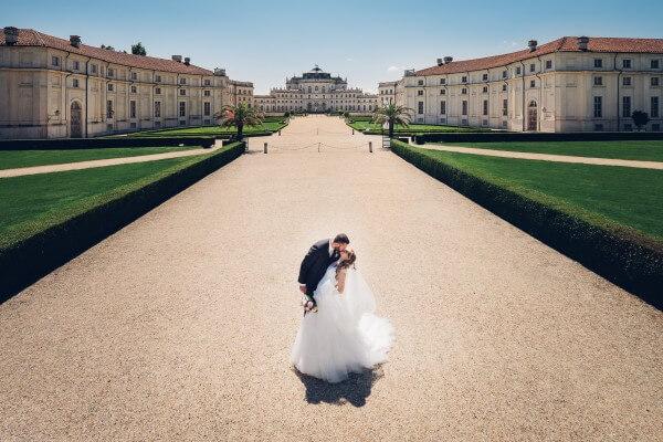 Matrimonio Stupinigi Palazzina di Caccia