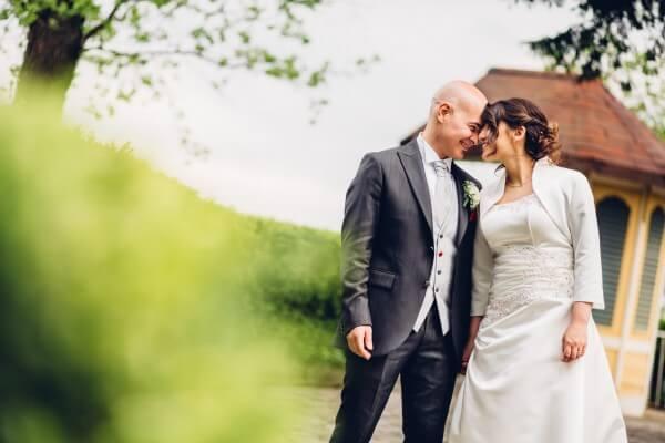 Ritratti matrimonio Villa Duchi d'Aosta