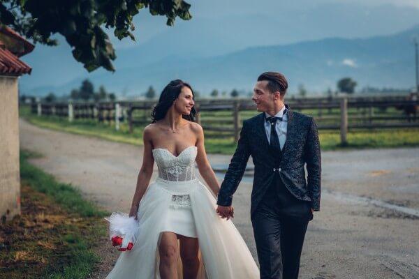 fotografo matrimonio Vigone