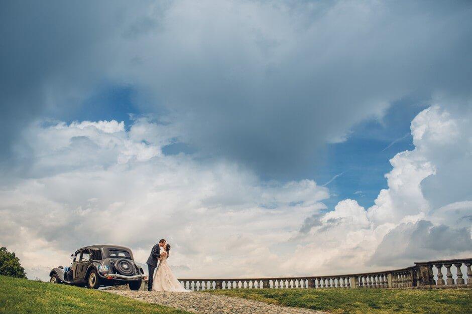 Castello di Masino wedding