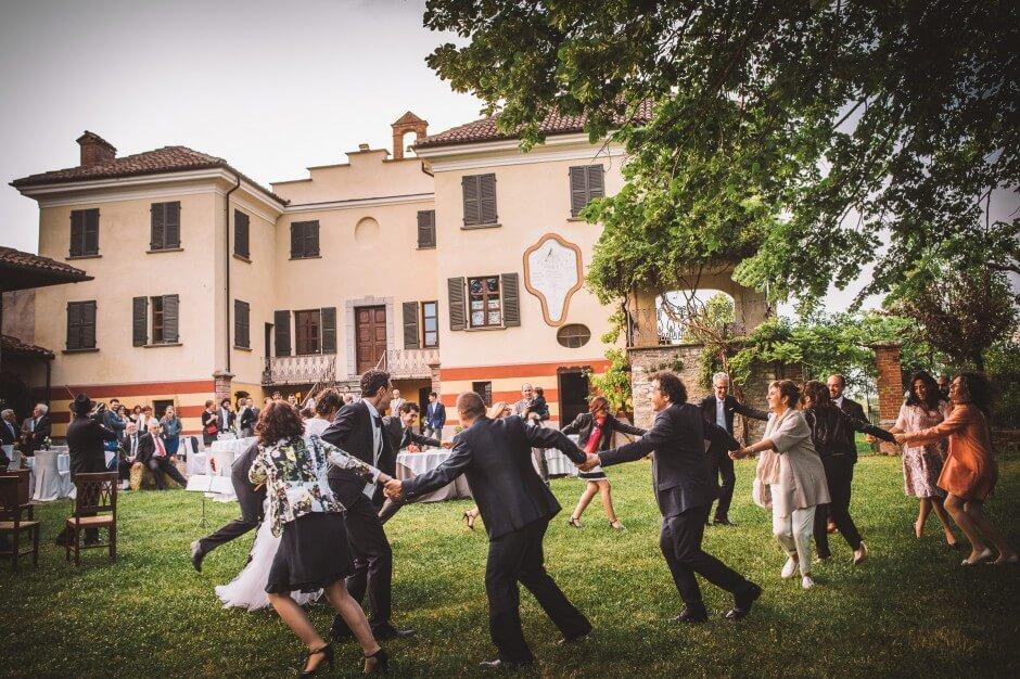 Location Villa Delfini Morsasco
