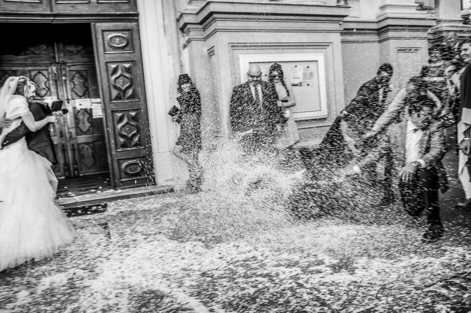 Cerimonia Castagnole matrimonio