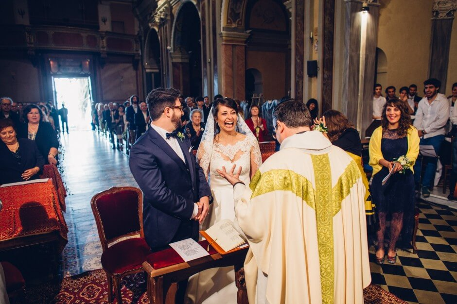Cerimonia Matrimonio SS. Annunziata Pino Torinese