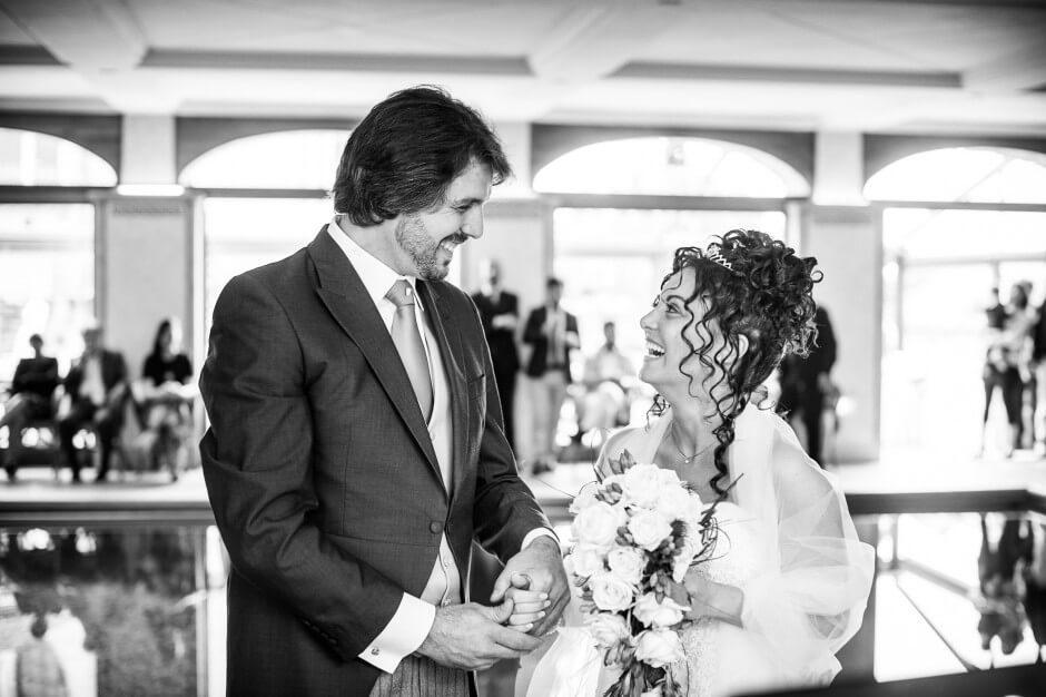 Cerimonia matrimonio Villa Merlin