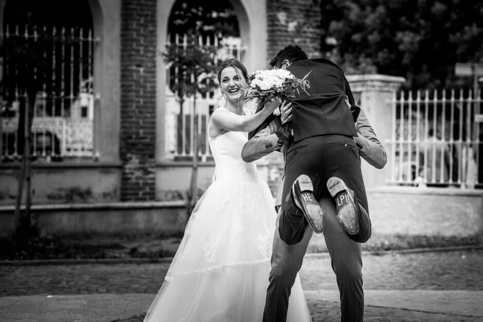 Fotografo Matrimonio Leinì