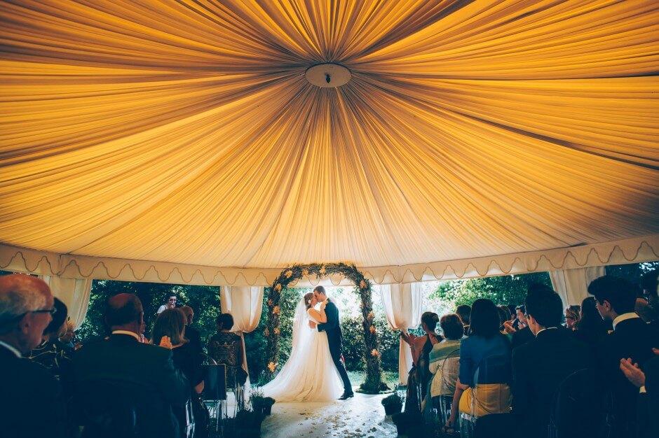 Cerimonia matrimonio Vigna Chinet